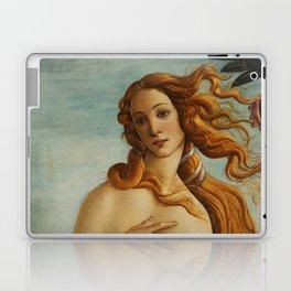 The Birth of Venus detail Laptop & iPad Skin