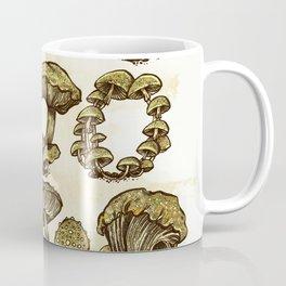 Booooooom Mushrooms Coffee Mug