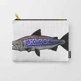 Marius Salmon Carry-All Pouch