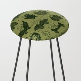 Critter Cars Counter Stool