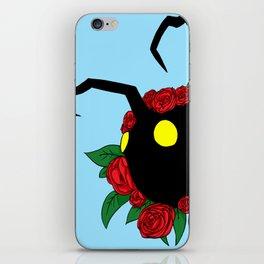 Heartless Rose Crown iPhone Skin