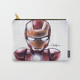 Iron Man - Chibi Anime Style Carry-All Pouch