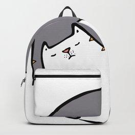 yin yang 1 Backpack