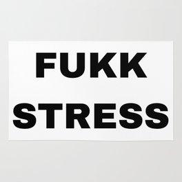 Fukk stress Rug