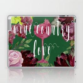 Wine Country Love Laptop & iPad Skin