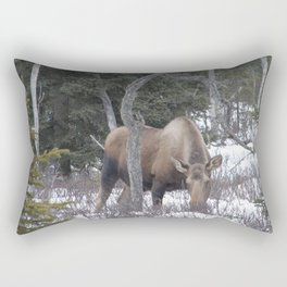 Roadside Browse Rectangular Pillow