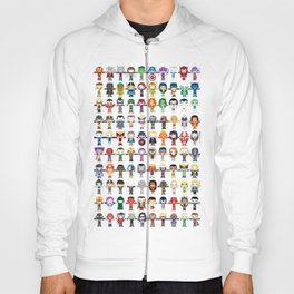 THE ULTIMATE 'AVENGER'S' ROBOTIC COLLECTION Hoody