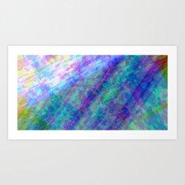 Opal One Art Print