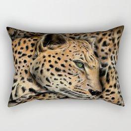 Element of Surprise Rectangular Pillow
