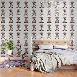Atom Boy Wallpaper