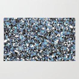 Terrazzo: Blue Rug