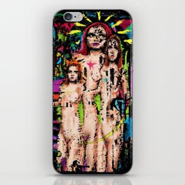 The 3 Sisters iPhone Skin