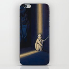 Dark Side Of Me iPhone Skin