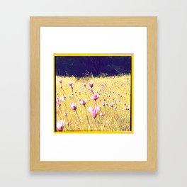 Fields of Joy 1 Framed Art Print