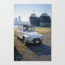 PCN Issue 69 Cover Canvas Print