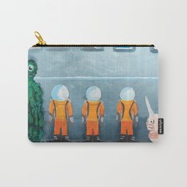 Incarceration Station Carry-All Pouch