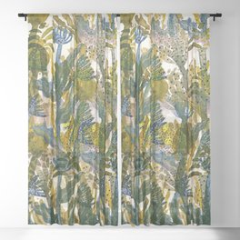 Wildness Sheer Curtain