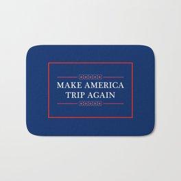 Make America Trip Again - Psychedelic, Weed, Mushroom, LSD Bath Mat