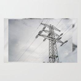 Electric power transmission Rug