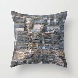 The Walcott Quarry Throw Pillow