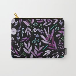 Eucalyptus Violet Carry-All Pouch