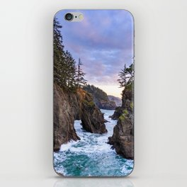 Natural Bridges Sunset iPhone Skin