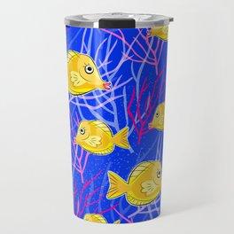 Tropical Fish Tank Travel Mug
