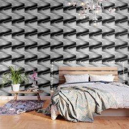DREAM PATH (Black, Grays & White) Wallpaper