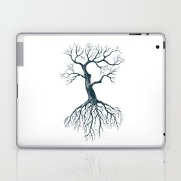 Tree without leaves Laptop & iPad Skin