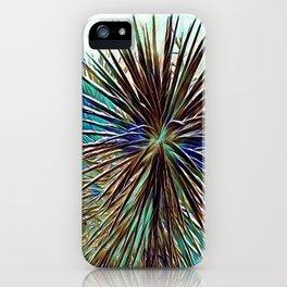Joshua Tree Mintz by CREYES iPhone Case