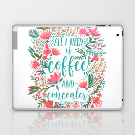 Coffee & Concealer – Juicy Palette Laptop & iPad Skin