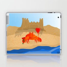 Crabby Suitor Laptop & iPad Skin