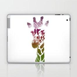 Girrafe (reds) Laptop & iPad Skin