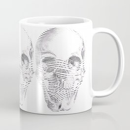 the line death Coffee Mug