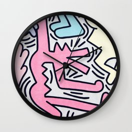 Tuttomondo Wall Clock