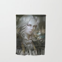 Alucard. Castlevania Symphony of the Night Wall Hanging