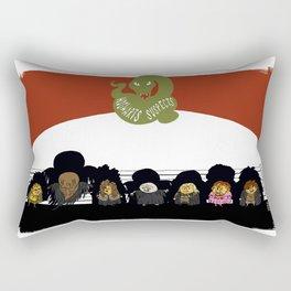 UNUSUAL SUSPECTS : Hogwarts Rectangular Pillow