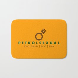 PETROLSEXUAL v7 HQvector Bath Mat