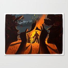 Midsummer VI Canvas Print