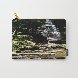 Waterfall: Vertical Carry-All Pouch