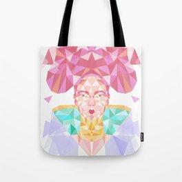 Pastel Sugarcube Tote Bag