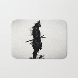 Armored Samurai Bath Mat