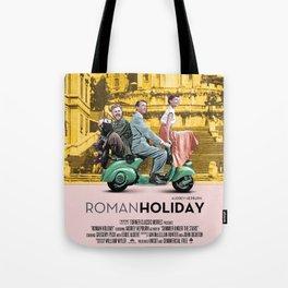 Roman Holiday Tote Bag