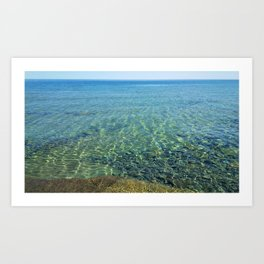 Georgian Bay 2 Art Print