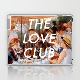 Luncheon with the Love Club Laptop & iPad Skin