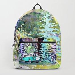 Camper Van Backpack