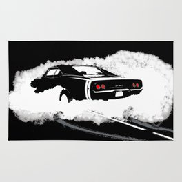 Charger R/T (Reverse) Rug