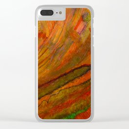 What a Terrible Thing to Do Clear iPhone Case