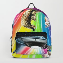 Space cats Backpack