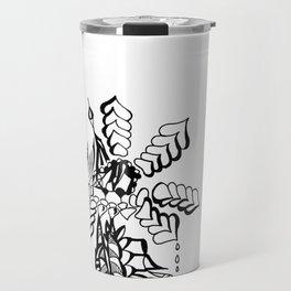 Abstraction 10.0 Travel Mug